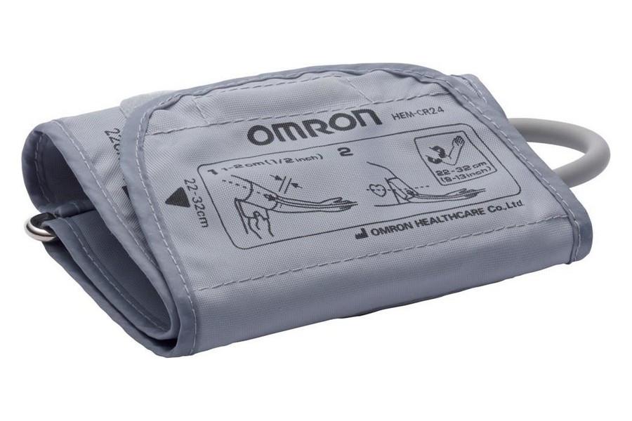OMRON Манжета средняя 22-32 см CM Medium Cuff к электронному тонометру - фото 1