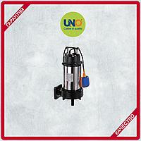 Насос дренажный UNO CUT 1800B(F) с режущим механизмом для сточных вод