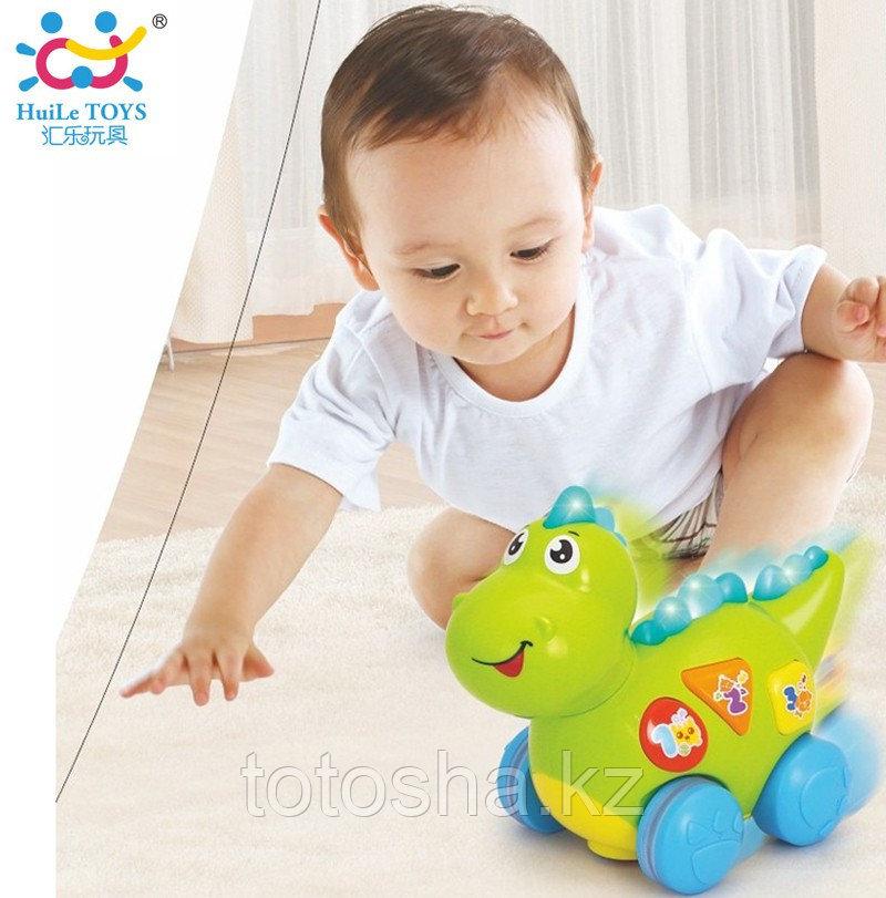 Huile Toys Динозаврик - фото 3