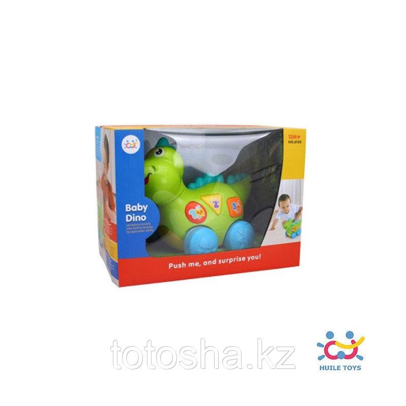 Huile Toys Динозаврик - фото 4