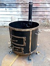 Печка под казан 80 литров