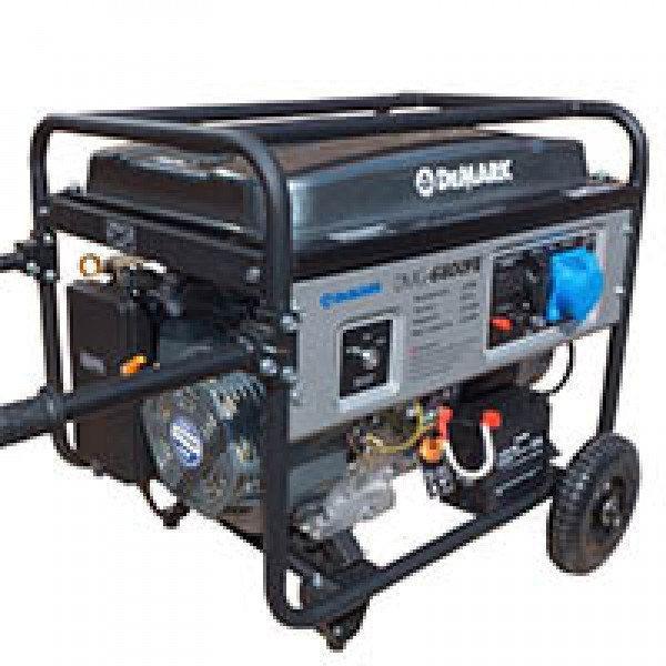 Бензиновый генератор - DEMARK - DMG 7500 FE(Электро-стартер и аккумулятор)