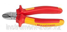 """Бокорезы """"ELECTRO-KRAFT"""", двухкомпонентная маслобензостойкая рукоятка, хромированное покрытие, 160мм"""