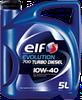 Моторное масло Elf Evolution 700 TURBO DIESEL 10W-40 5литров