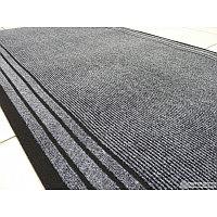 Ковровая дорожка на резиновой основе Sintelon 702 (1.2м) серая