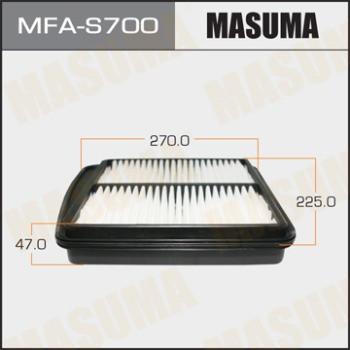 Фильтр воздушный Masuma MFA-S700 (13780-52D00)