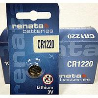 Батарейка литиевая  RENATA CR1220