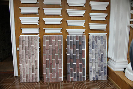 Декоративные панели для интерьера под кирпич, фото 2