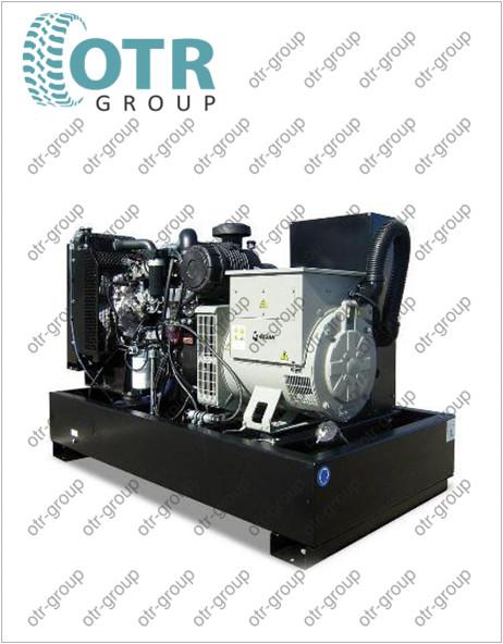 Запчасти на дизельный генератор Gesan DPA 1000E