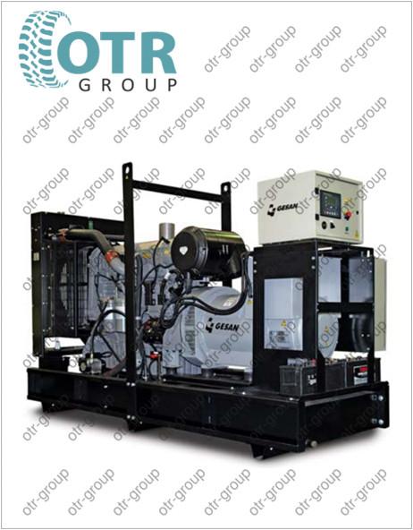 Запчасти на дизельный генератор Gesan DPA 1400E
