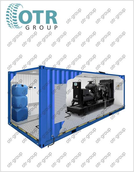 Запчасти на дизельный генератор Gesan DCA 1450 E