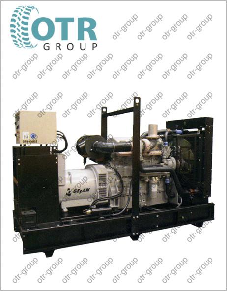 Запчасти на дизельный генератор Gesan DPA 1660E