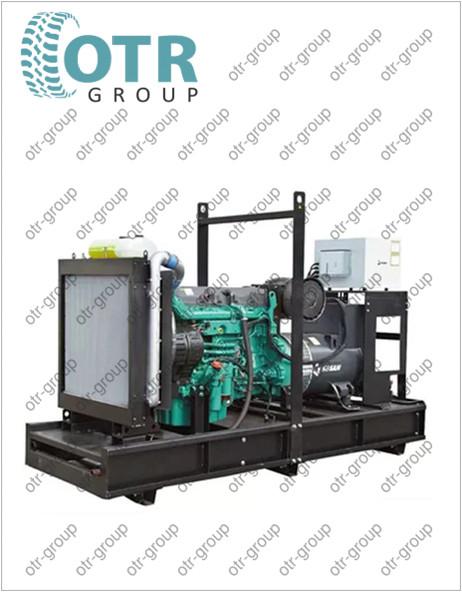 Запчасти на дизельный генератор Gesan DCA 1660 E