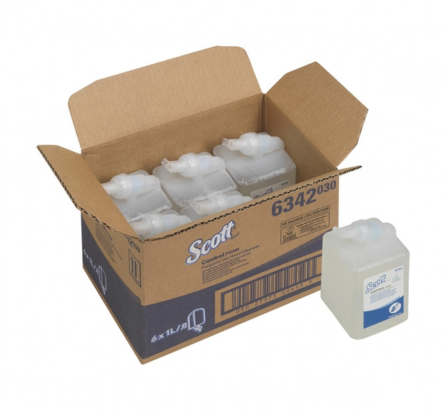 пенное мыло для настенных диспенсеров кимберли кларк