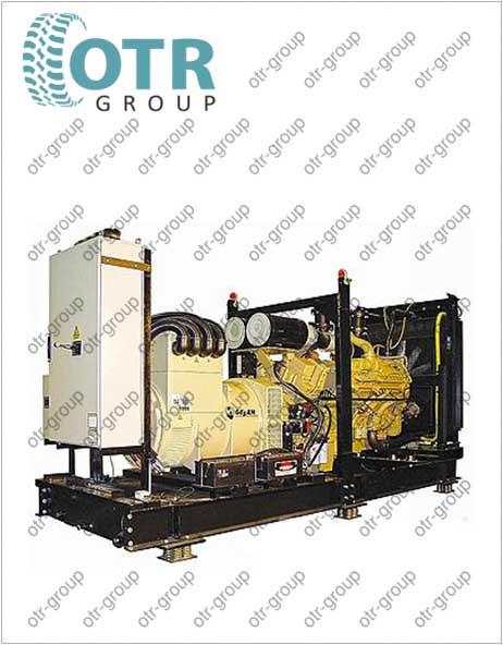 Запчасти на дизельный генератор Gesan DPA 2000E