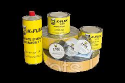 Как рассчитать количество клея и скотча для рулонной изоляции K-Flex