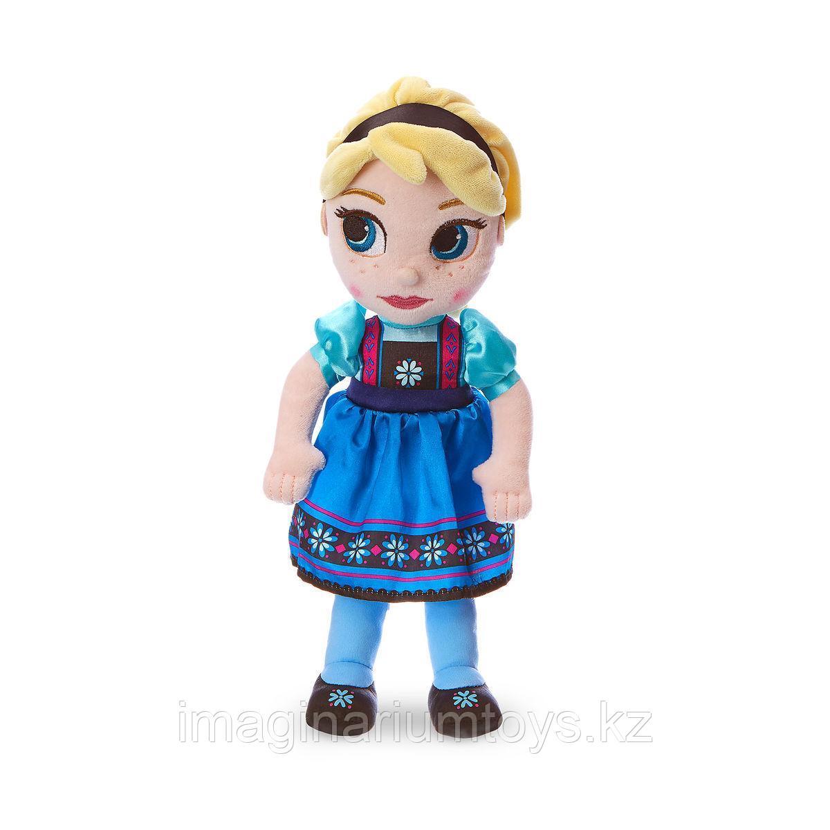 Плюшевая кукла Эльза Disney