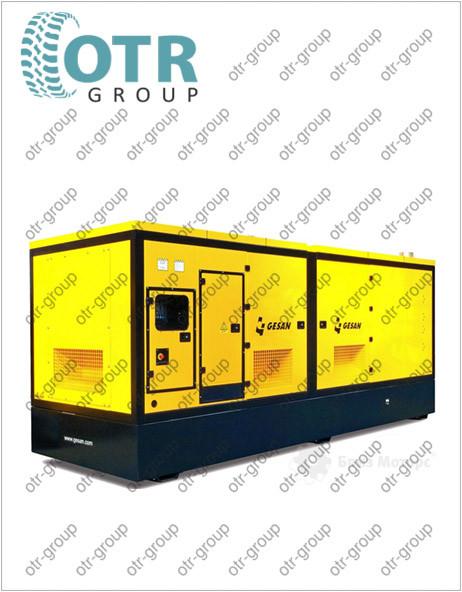 Запчасти на дизельный генератор Gesan DPA 2200 E