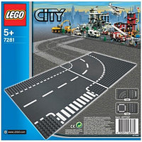 LEGO, Т образная развязка, фото 1