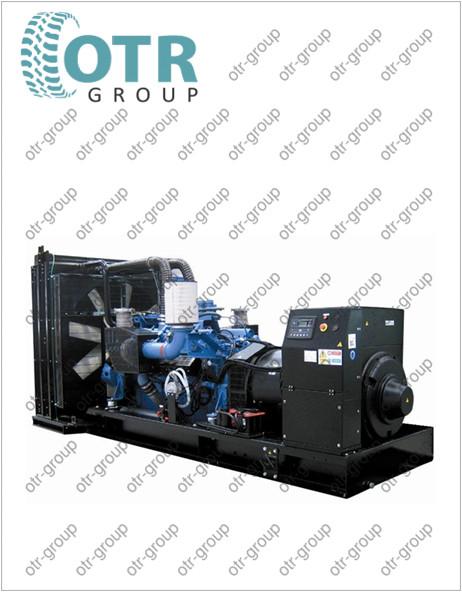 Запчасти на дизельный генератор Gesan DTA 2250E