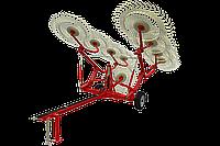 Грабли-ворошилки колесные ГВВ-6М (6 метров), фото 1