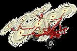 Грабли-ворошилки колесные ГВВ-6М (6 метров), фото 2