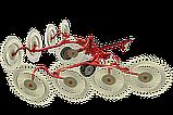 Грабли-ворошилки колесные ГВВ-6М (6 метров), фото 3