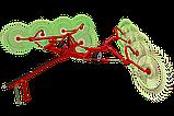 Грабли-ворошилки колесные ГВВ-6М (6 метров), фото 4