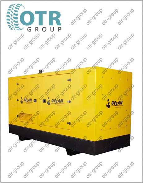 Запчасти на дизельный генератор Gesan DTA 3300E