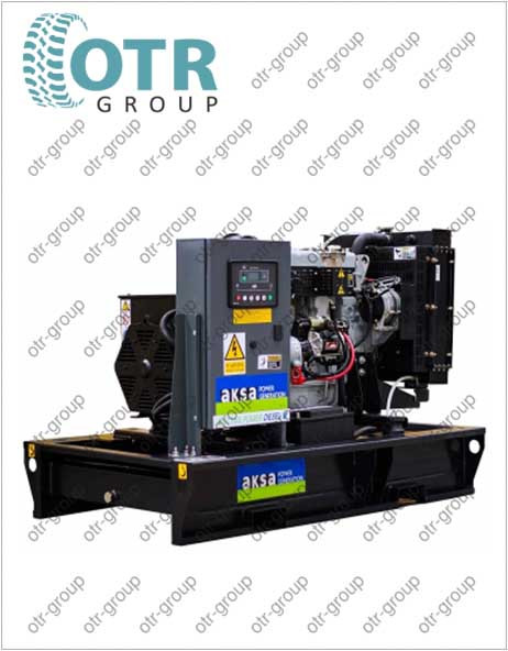 Запчасти для дизельного генератора AKSA APD-23M
