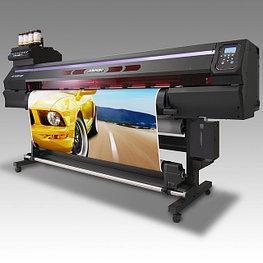 Цифровое широкоформатное печатное оборудование
