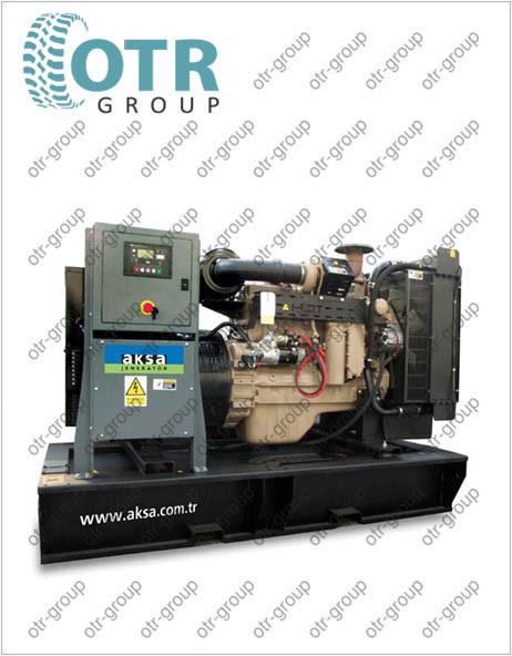 Запчасти для дизельного генератора AKSA APD-33M