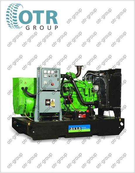Запчасти для дизельного генератора AKSA AJD-33