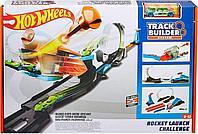 Трек Hot Wheels Конструктор трасс «Запуск ракеты», фото 1