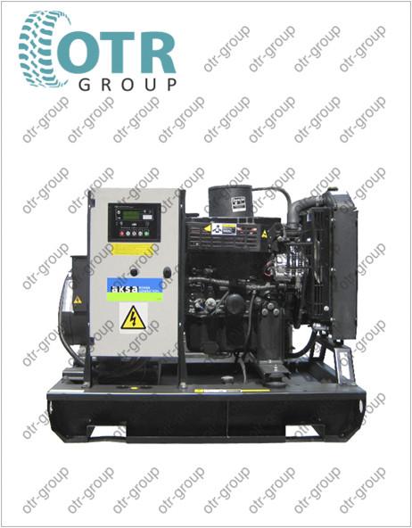 Запчасти для дизельного генератора AKSA AMT-33