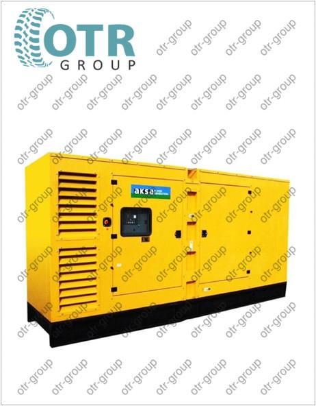 Запчасти для дизельного генератора AKSA APD-43C