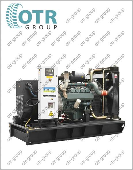 Запчасти для дизельного генератора AKSA AJD-45