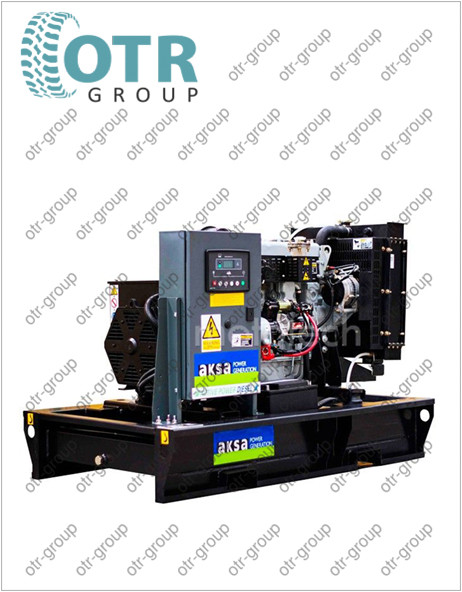 Запчасти для дизельного генератора AKSA APD-60A