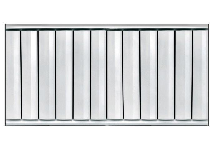 Алюминиевый радиатор отопления Tipido-500 - фото 2