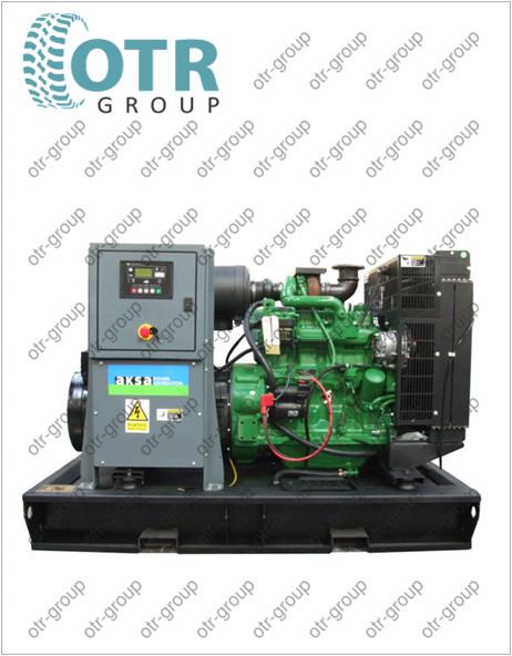 Запчасти для дизельного генератора AKSA AC-66