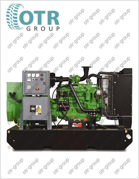 Запчасти для дизельного генератора AKSA AJD-75
