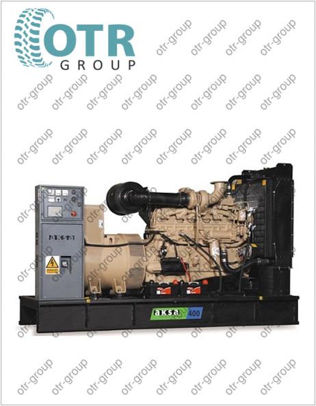 Запчасти для дизельного генератора AKSA AJD-110