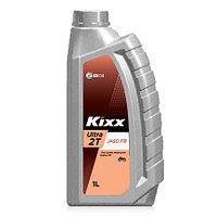 Мотоциклетное масло Kixx Ultra 2T 1литр