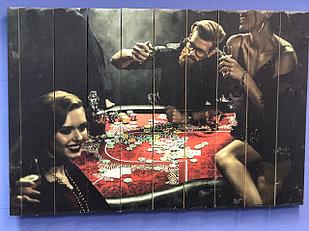 Картина «Казино» 90×60 см