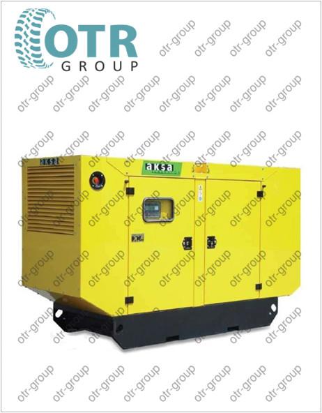 Запчасти для дизельного генератора AKSA AC-110