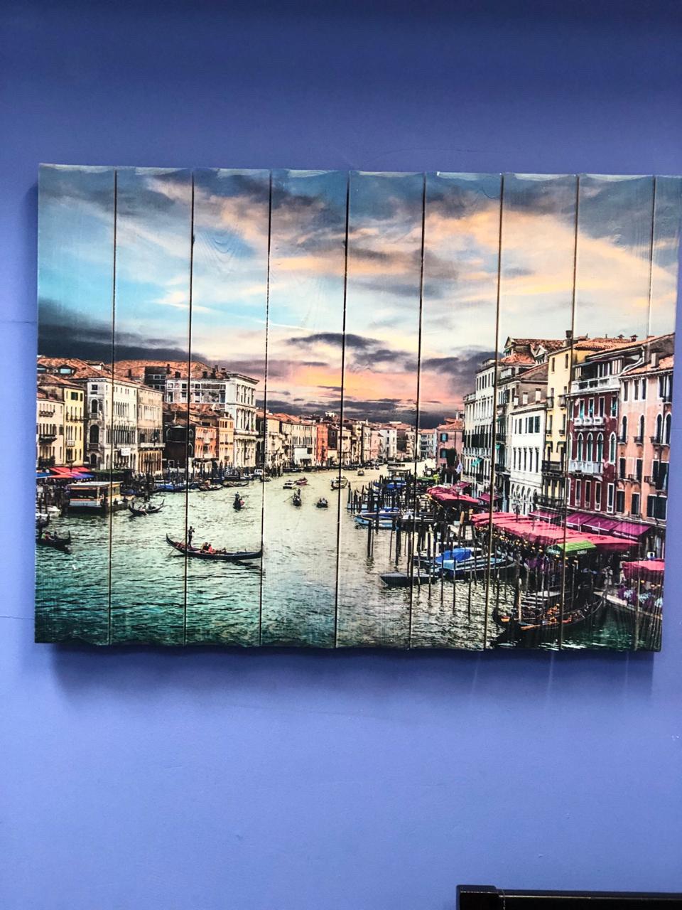 Картина «Венеция» 90×60 см