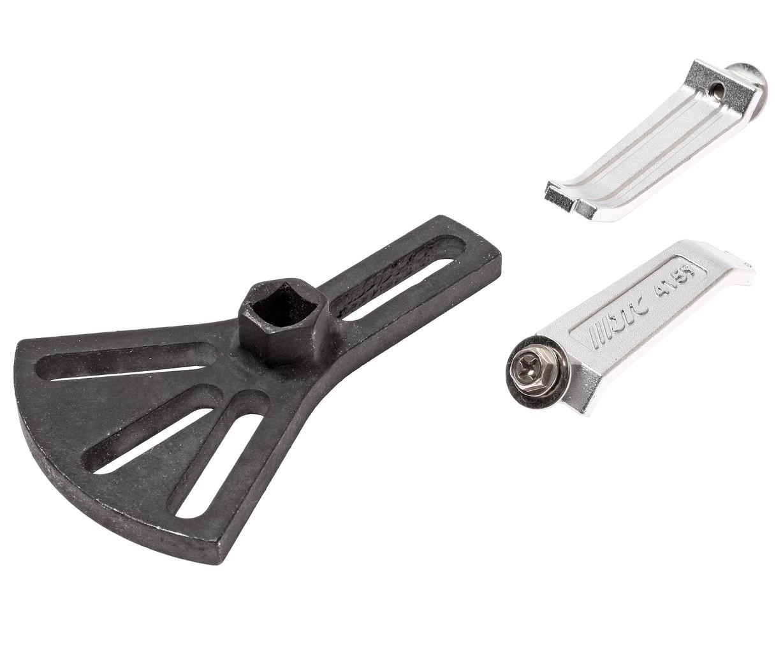 JTC Ключ для крышки топливного насоса универсальный, захват 148-199мм JTC