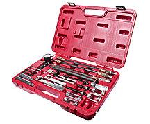 JTC Набор инструментов для демонтажа/монтажа пружин клапанов универсальный в кейсе JTC