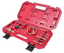 JTC Набор инструментов для обслуживания дизельного двигателя PEUGEOT CITROEN 11 предметов (кейс) JTC