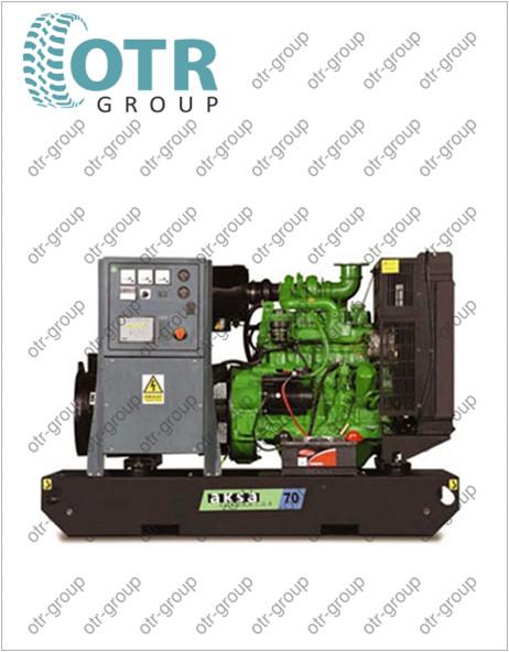 Запчасти для дизельного генератора AKSA AJD-132